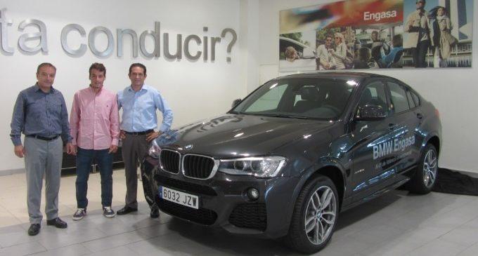 BMW Engasa entra en el Pàdel d'elit