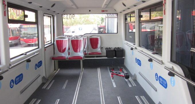 L'EMT redobla la seua aposta per la Línia 96