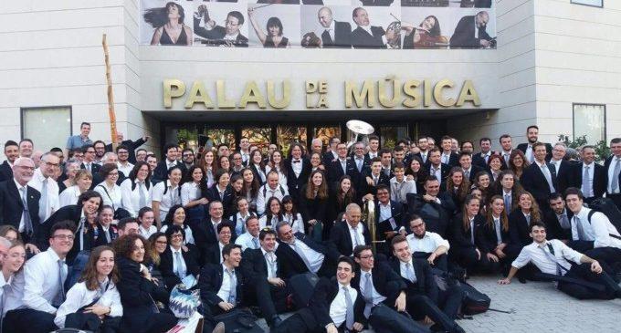 La Societat Musical d'Alboraia guanya el tercer premi en el Certamen Internacional de Bandes Ciutat de València