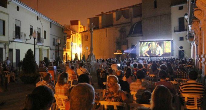 """La pel·lícula """"El pregón"""" enceta el cicle audiovisual Nits de Cinema a l'Estiu de Torrent"""