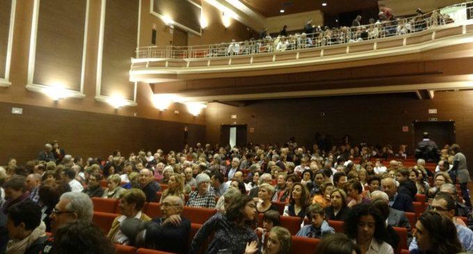 Ontinyent augmenta un 12% l'assistència a espectacles culturals municipals a l'Echegaray