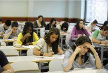 Los exámenes de la EBAU se realizarán entre el 22 de junio y el 10 de julio