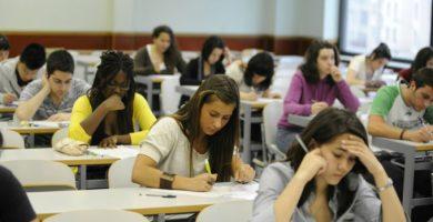 Arranca la Prueba de Acceso a la Universidad, con 20.250 estudiantes en la Comunidad Valenciana