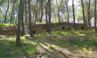 El Puig organitza una visita guiada per les trinxeres de la Guerra Civil