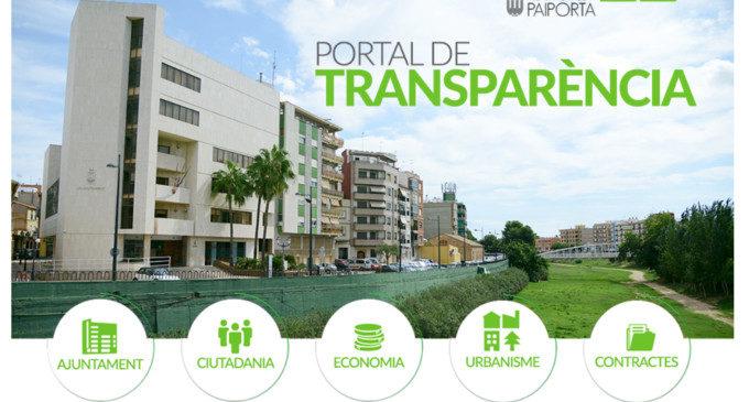 Paiporta és el municipi més transparent del País Valencià