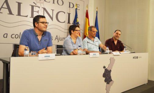 La Diputación mantiene su apuesta por la 'pilota' con la presentación del XII Trofeo de Frontón