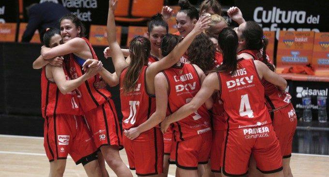 Valencia Basket assenta les bases de la nova temporada en Lliga Femenina 2