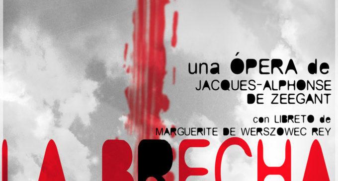 Cultura presenta l'estrena mundial de l'òpera 'La Brecha' en Sagunt a Escena