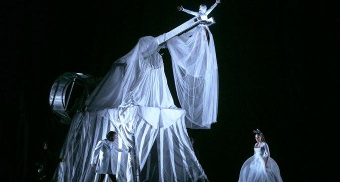 La Fura dels Baus torna a Les Arts amb 'El Amor Brujo' i el seu tribut a Manuel de Falla