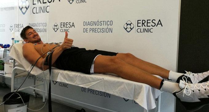 Tibor Pleiss passa la revisió mèdica i completa el seu fitxatge