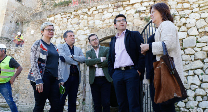 La Vall d'Albaida rep més de 16 milions d'euros de la Diputació en la primera part de la legislatura