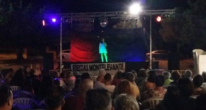 La urbanització Montelevante clausuren esta nit les seues festes estivals