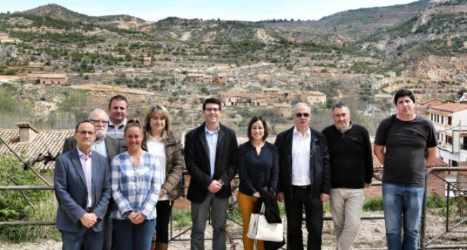 El Rincón de Ademuz rep més de 2,5 milions d'euros de la Diputació en la primera part de la legislatura