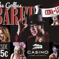 Últim Cabaret de la temporada, en Casino Cirsa València