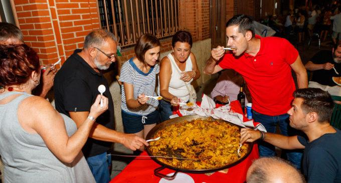 El concurs de paelles obri les festes de Mislata