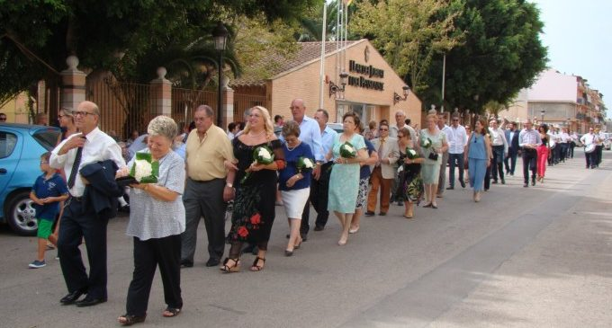 "Rafelbunyol celebra el ""Dia de la Gent Gran"""