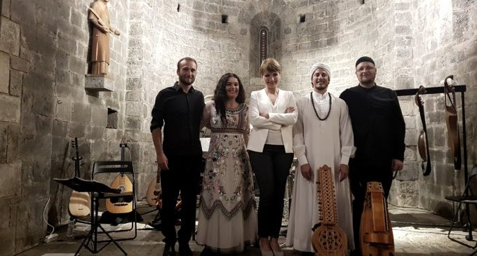 Els músics valencians conquereixen el públic del Festival de Música Antiga dels Pirineus