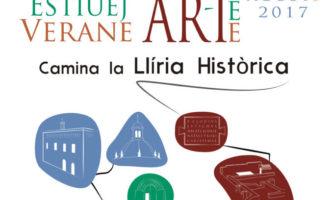 Turisme Llíria presenta una nova edició del programa de visites guiades d'agost, EstiuejArt