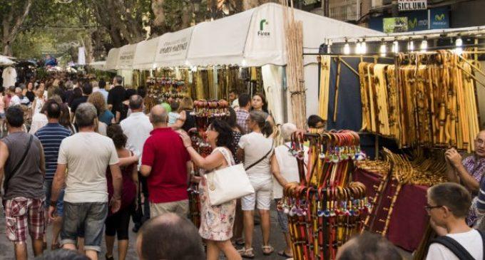 Xàtiva es prepara per a l'edició més cultural de la Fira d'Agost