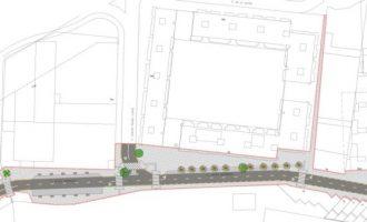 Comienzan las obras de reurbanización de la calle Padre Barranco