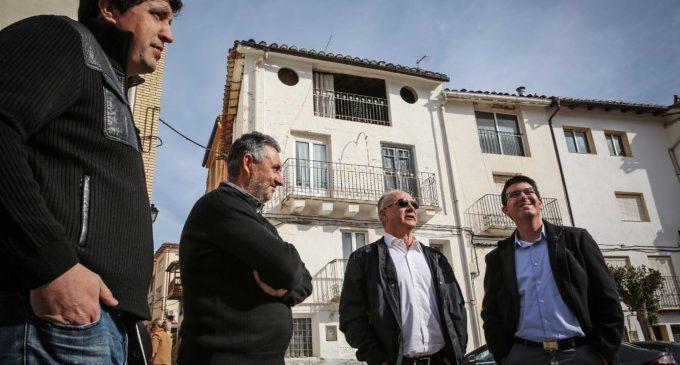 El Rincón de Ademuz rebrà 462.000 euros del Pla d'Inversions Financerament Sostenibles de la Diputació