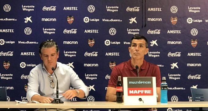"""Muñiz: """"És important sumar tres punts perquè et dóna confiança però nosaltres vivim de cada partit"""""""