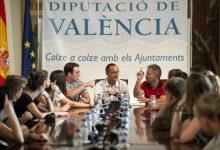 La Diputació promou un projecte d'educació mediambiental amb joves europeus