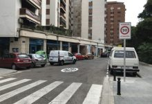 El Ayuntamiento amplia la Zona 30 en el barrio de la Carrasca