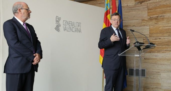 Puig defineix l'Agència Valenciana de la Innovació com un projecte fruit del consens 'per a diverses legislatures'