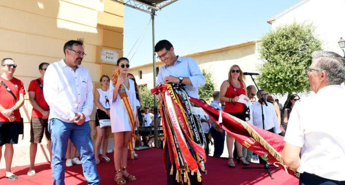 """Jorge Rodríguez: """"El nou castell de festes d'Aielo de Malferit ajuda a engrandir els seus Moros i Cristians"""""""