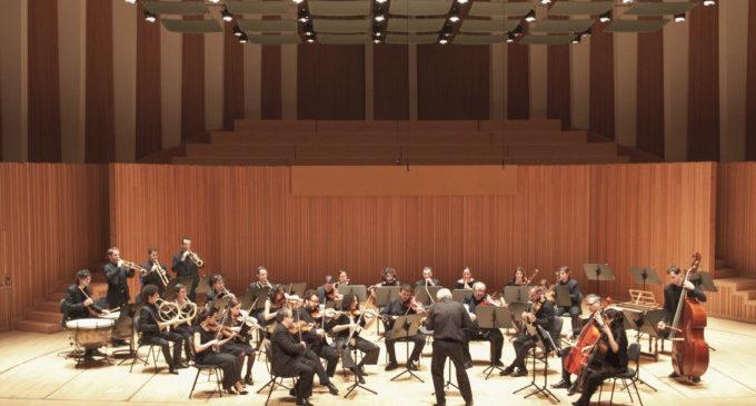 L'orquestra València Original Art interpreta en el festival de Peníscola 'Les quatre estacions', de Vivaldi