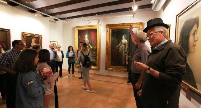 La Casa de la Marquesa de Gandia obri les seues portes als tresors artístics de la Diputació de València