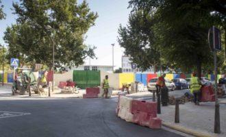 Alaquàs inverteix més de 50.000 euros en l'eliminació de barreres arquitectòniques