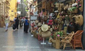 Les vendes del comerç minorista creixen al setembre fins al 3% a la Comunitat Valenciana