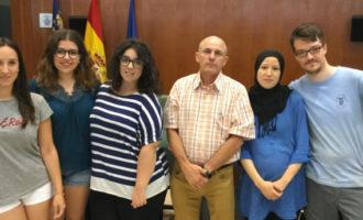 L'Ajuntament de Massamagrell contracta a 5 jóvens desocupats menors de 30 anys