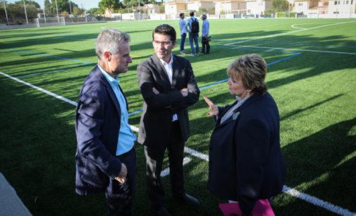 El Camp de Túria rebrà 1,5 millons d'euros del Pla d'Inversions Financerament Sostenibles de la Diputació
