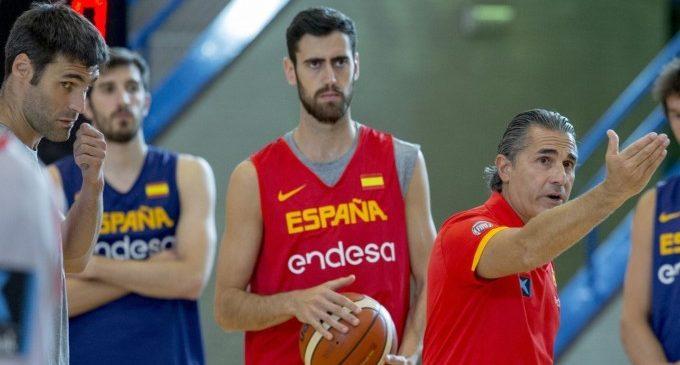 Sis jugadors del Valencia Basket busquen el seu bitllet per a l'Eurobasket 2017