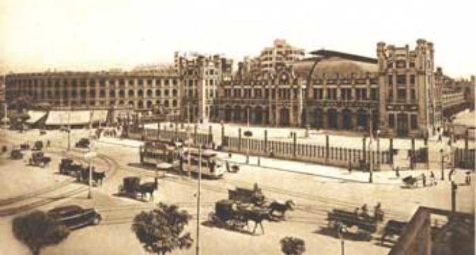 Cent anys de vida en l'Estació del Nord de València