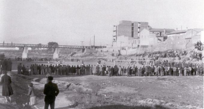 Paiporta inaugura una exposició urbana de fotos antigues situades als seus emplaçaments originals