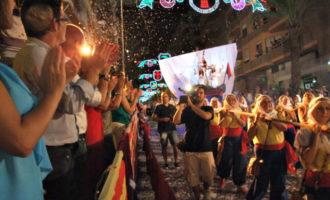 Ontinyent impulsa la promoció de la festa a nivell internacional, la qual cosa facilitarà la consecució de la seua declaració com a Interès Turístic Internacional