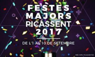 Coneix la programació de les Festes Majors de Picassent