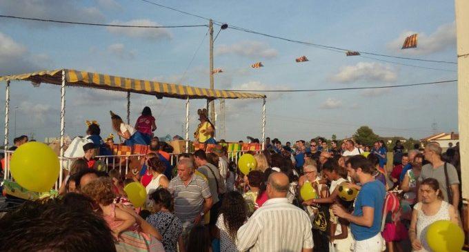 Gran participació en les festes del Mas del Jutge