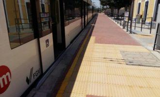 Metrovalencia ofereix serveis mínims entre el 50% i el 70% durant les aturades parcials convocades la primera setmana de novembre