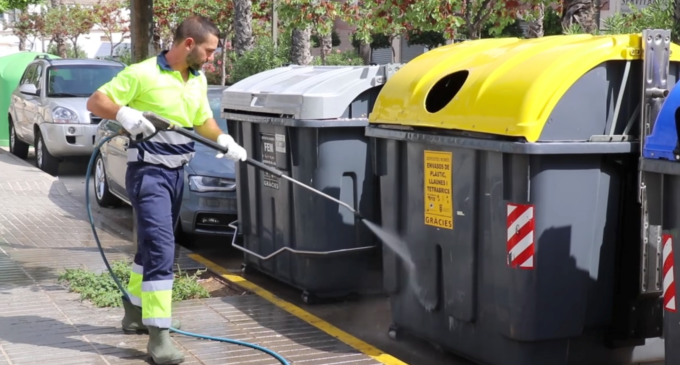 Torrent intensifica el treball de neteja urbana en els mesos d'estiu