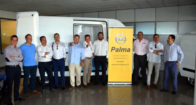 Opel Palma presenta les novetats de 2017 als operadors de Renting
