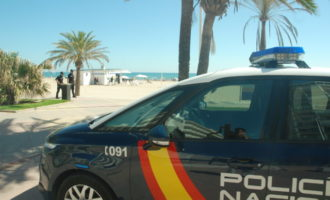 Tres ferits en un tiroteig en el barri de la Coma de Paterna