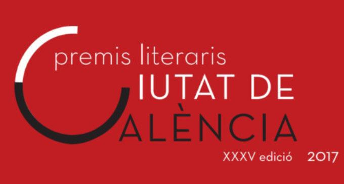 408 obres literàries optaran als Premis Ciutat de València