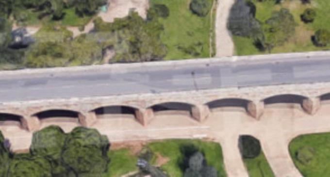 Conversió en zona de vianants el pont històric de Sant Josep