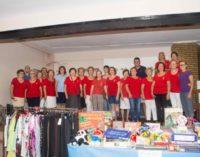 La Confraria de la Santíssima Creu inaugura el Rastell Solidari