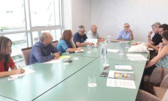 Rocafort negocia amb el Consell, Godella i Burjassot, alternatives a l'assarb a la seua horta